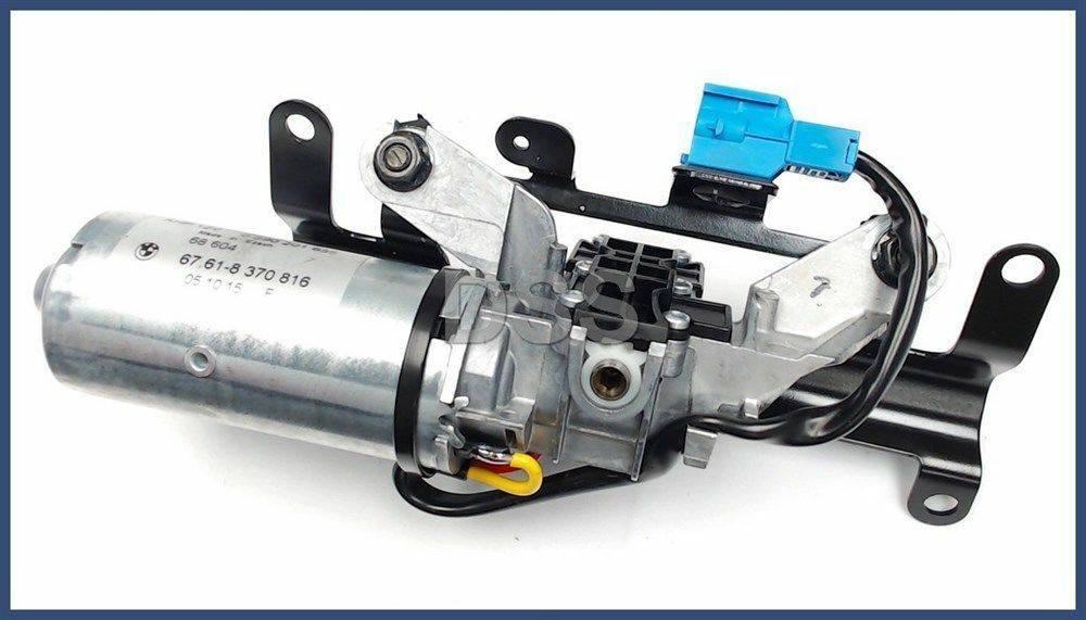 Genuine Bmw E85 Z4 Convertible Top Motor For Top Locks Oem