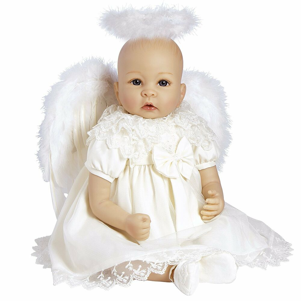 Paradise Galleries Angel Baby A 22 Inch Realistic And