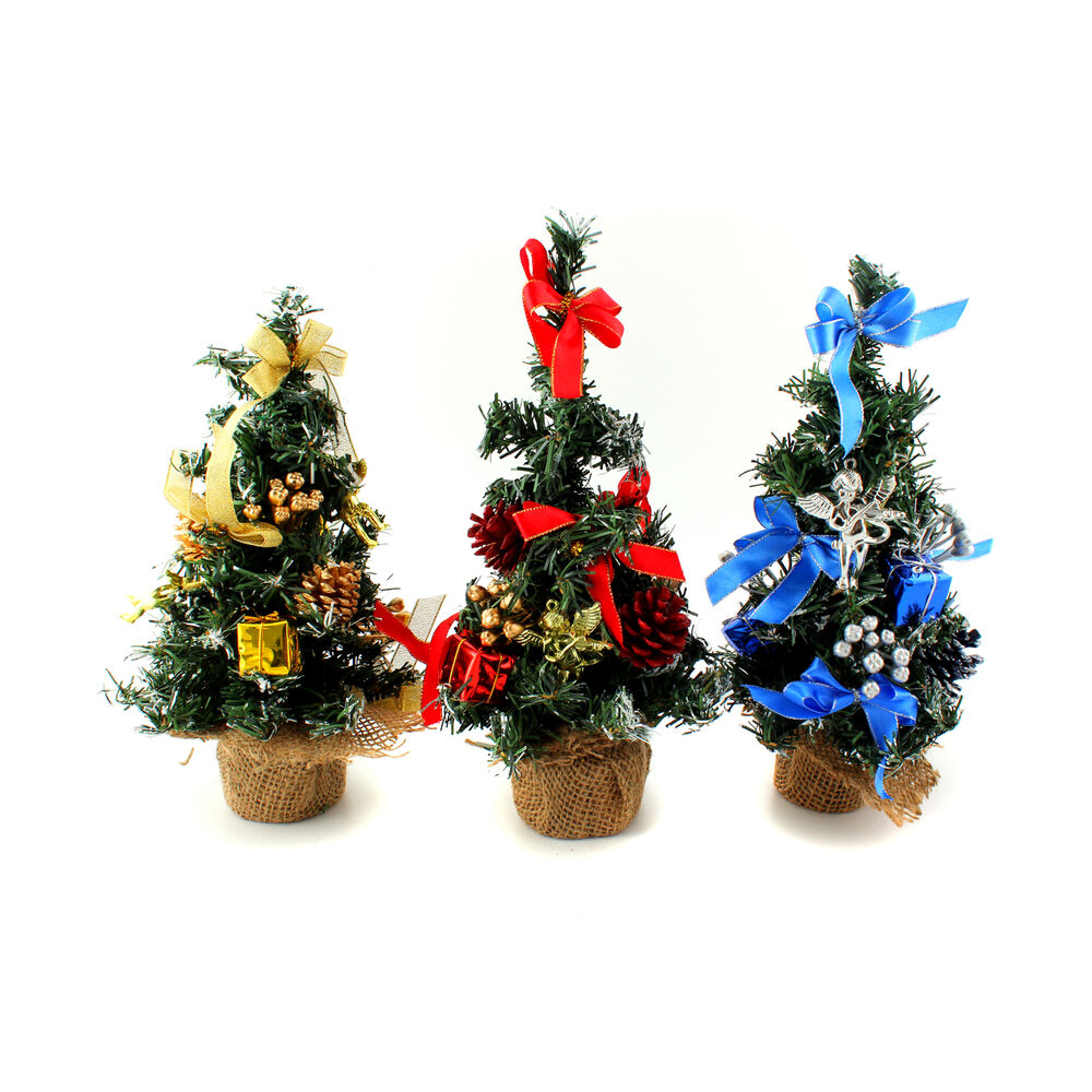 Small Artificial Christmas Trees With Lights