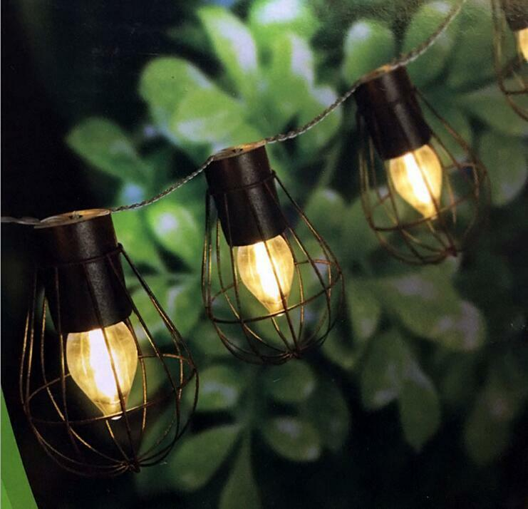 Vintage Led String Lights Merchsource : Vintage Retro LED Festoon Party Lights Fairy String Light Fixture Waterproof eBay