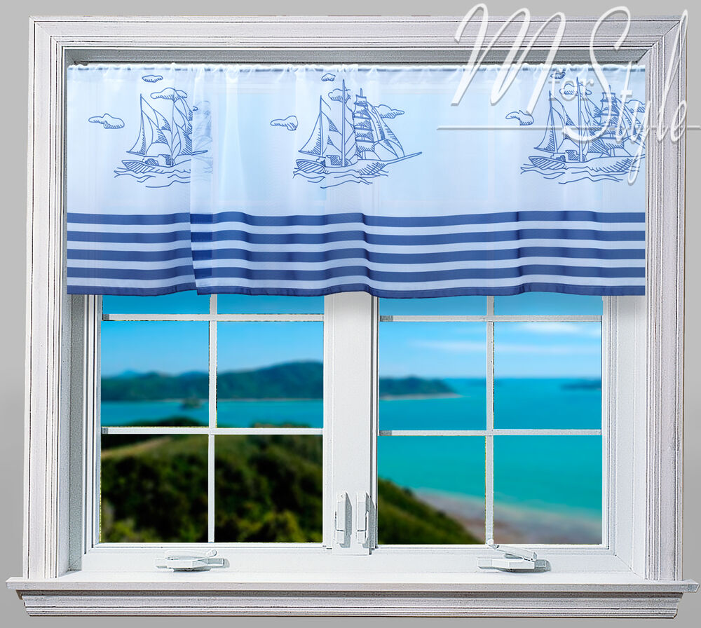Cafe window curtains
