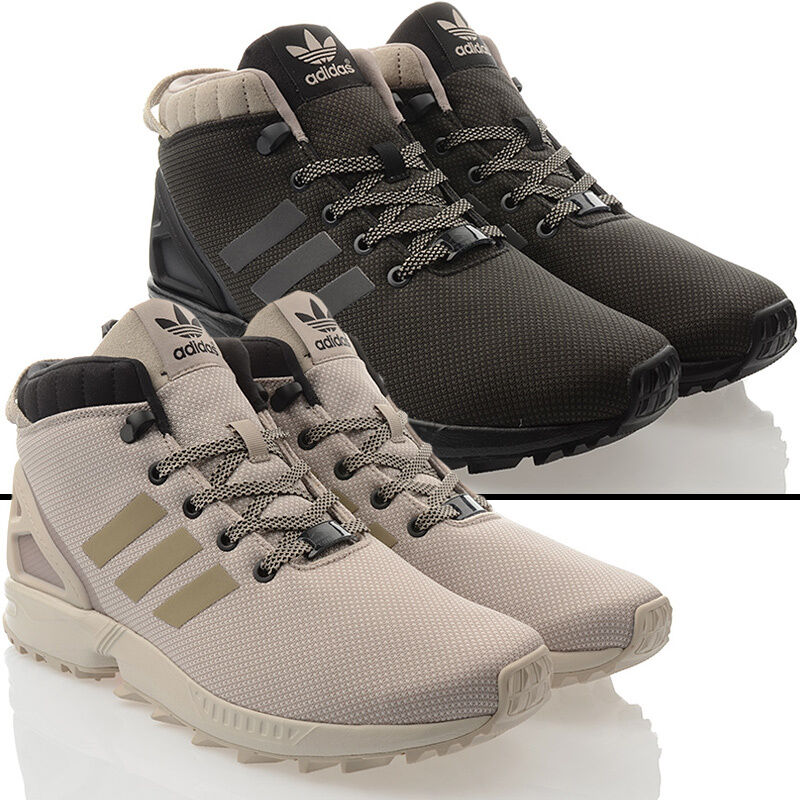 neu schuhe adidas zx flux 5 8 tr herren sneaker winterschuhe trail turnschuhe ebay. Black Bedroom Furniture Sets. Home Design Ideas
