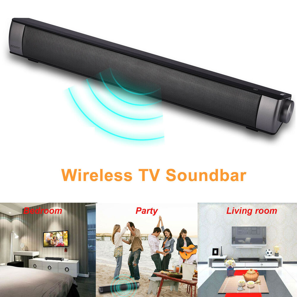 tv home theater soundbar bluetooth sound bar speaker. Black Bedroom Furniture Sets. Home Design Ideas