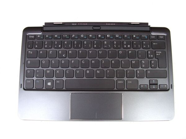 Genuine Dell Venue 11 Pro Mobile Keyboard K12A Battery FRENCH FRANCAIS Layout U