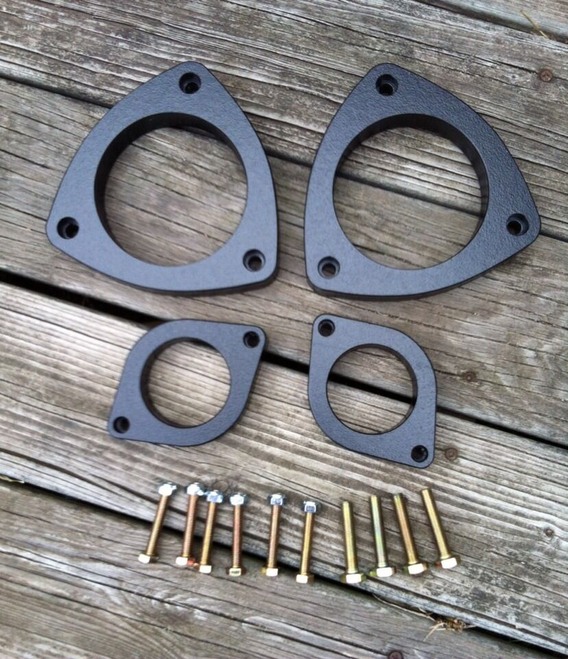 subaru outback legacy 1 lift kit spacers 2006 2009 one inch made in usa ebay. Black Bedroom Furniture Sets. Home Design Ideas