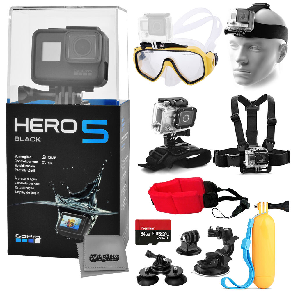 Buy GoPro HERO5 Black 4K 30FPS Action Camera at Argos. Thousands of products for same day delivery £, or fast store collection.