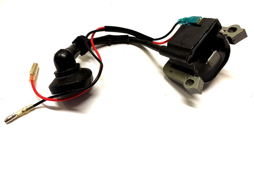 Mini Bike Ignition Coil : Wire ignition coil cc gas scooters pocket