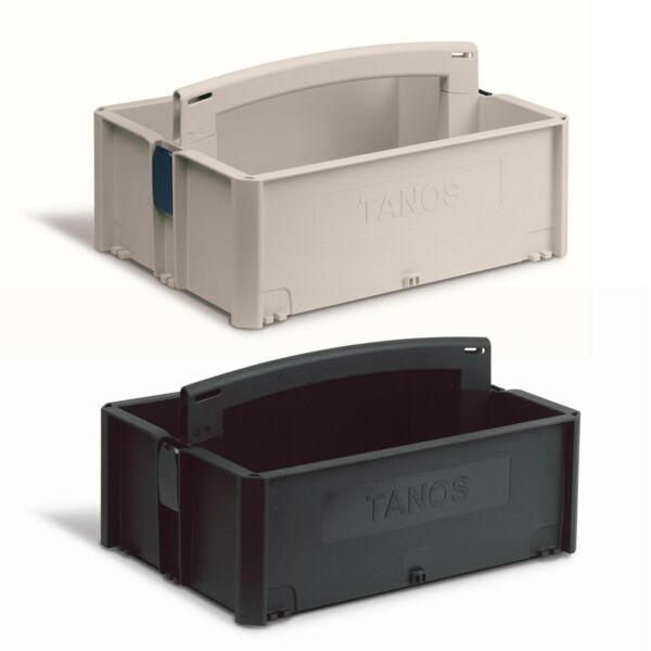 Tanos Systainer Tool-Box 1 Werkzeugkoffer Toolbox Sys SB 1 H 14,3 cm
