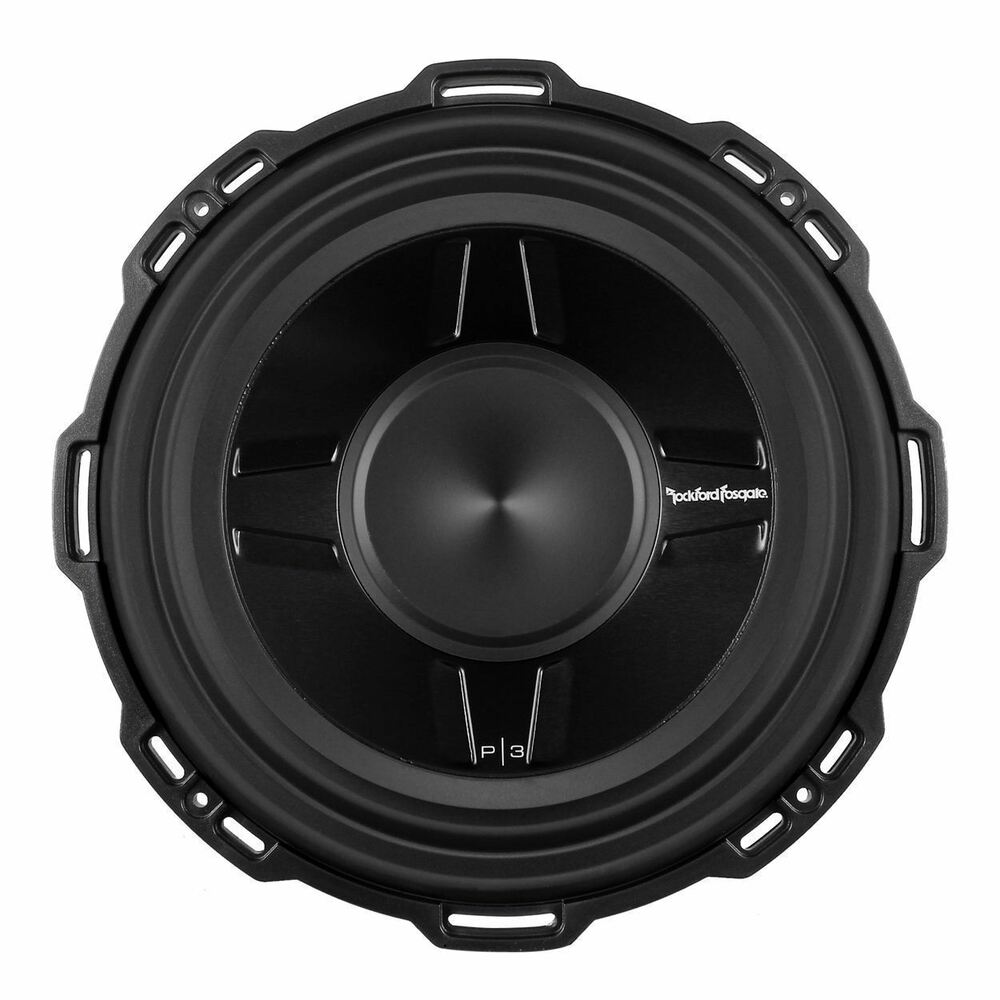 rockford fosgate p3sd2 12 p3sd212 12 2 ohm 800w shallow. Black Bedroom Furniture Sets. Home Design Ideas