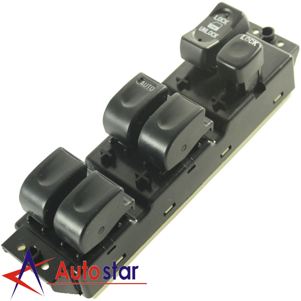 New Electric Power Window Master Control Door Switch For