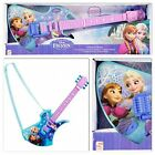 Disney Character Music Maker. Elsa and Anna Frozen Guitar Toy