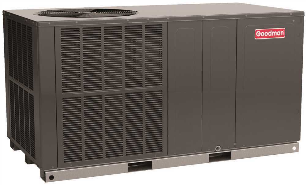 Goodman 14 Seer 3 Ton Self Contained Multi
