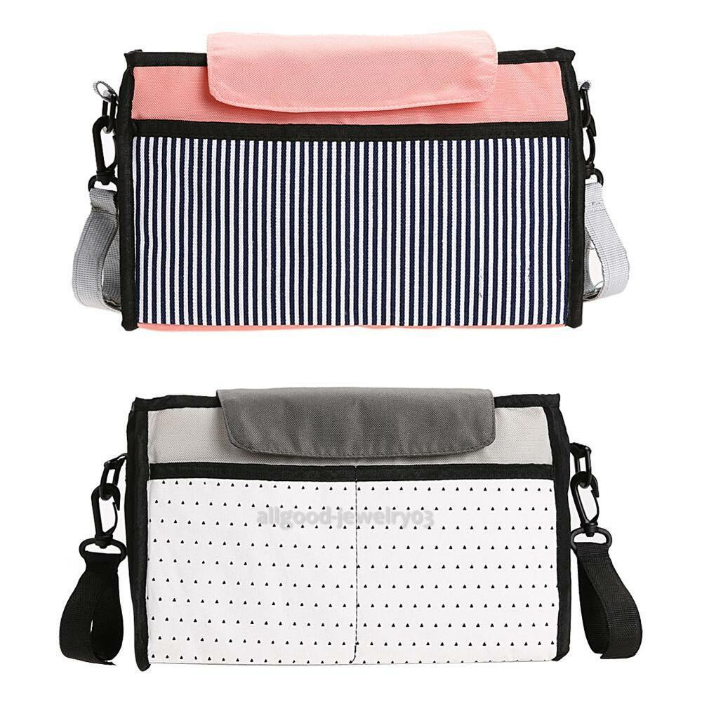 baby diaper stroller bag capacity mummy bag multifunction nappy changing bags ebay. Black Bedroom Furniture Sets. Home Design Ideas