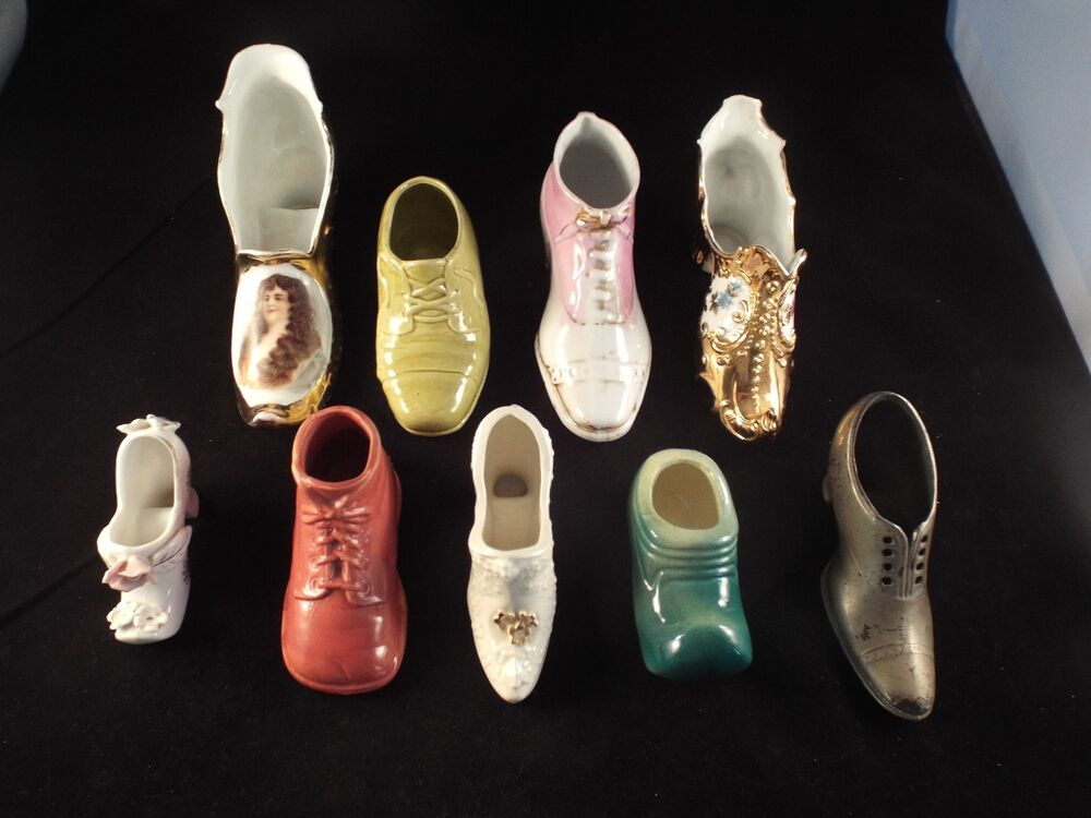 Miniature Shoe Collection For Sale