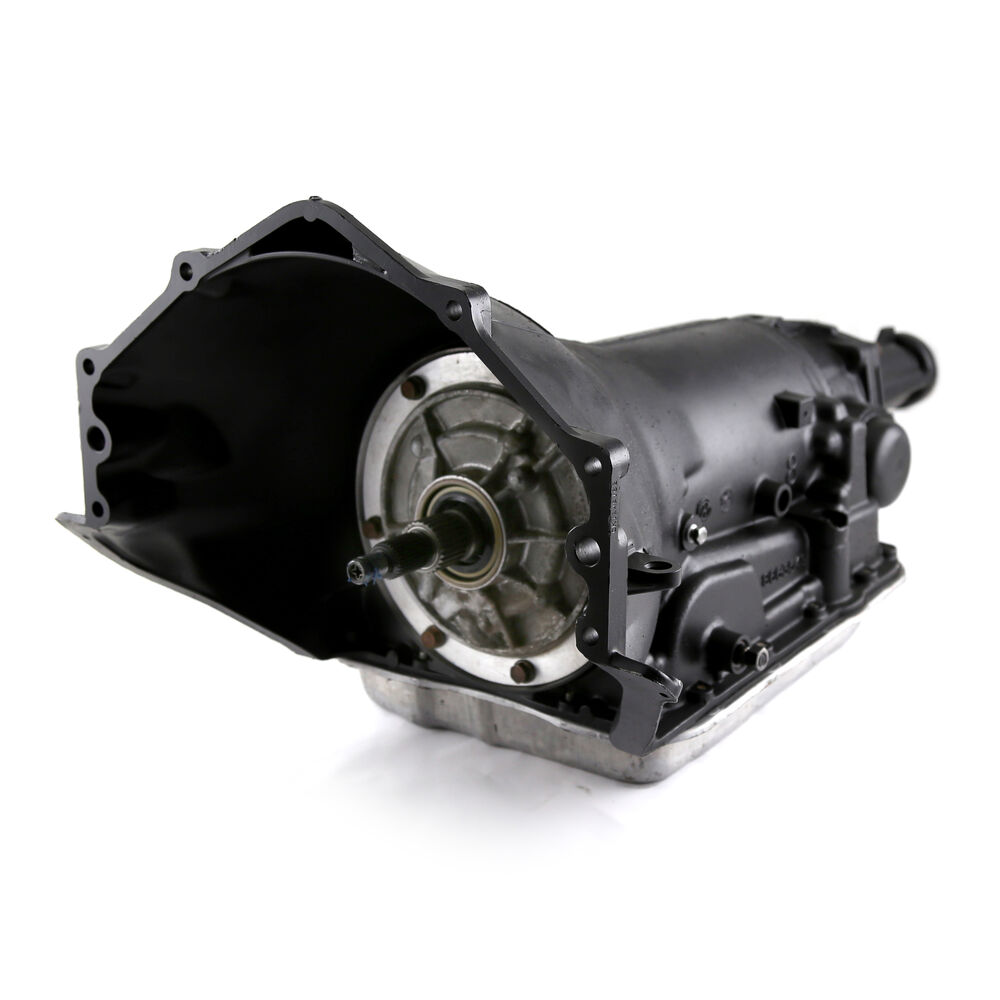 Remanufactured Automatic Transmission: Turbo 400 Th400 Muscle Car Gm Performance Rebuilt