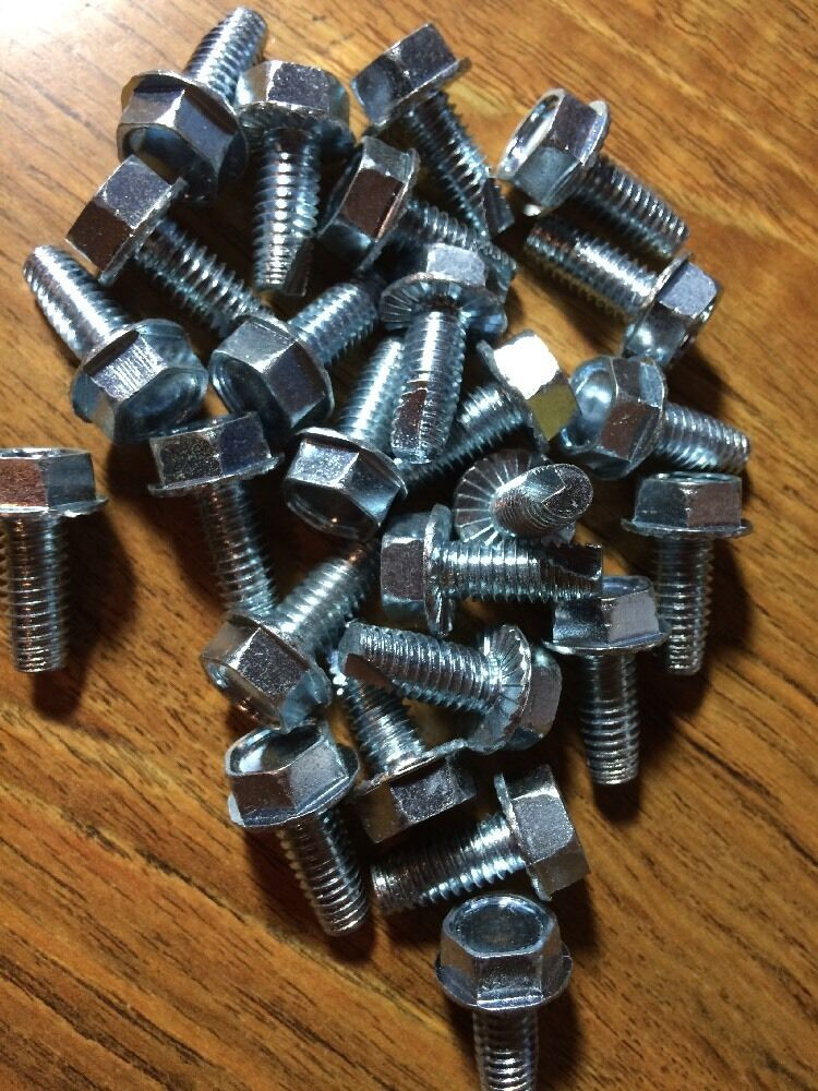 Qty 25 5 16 Quot 18 X 3 4 Quot Self Tapping Thread Cutting Bolts