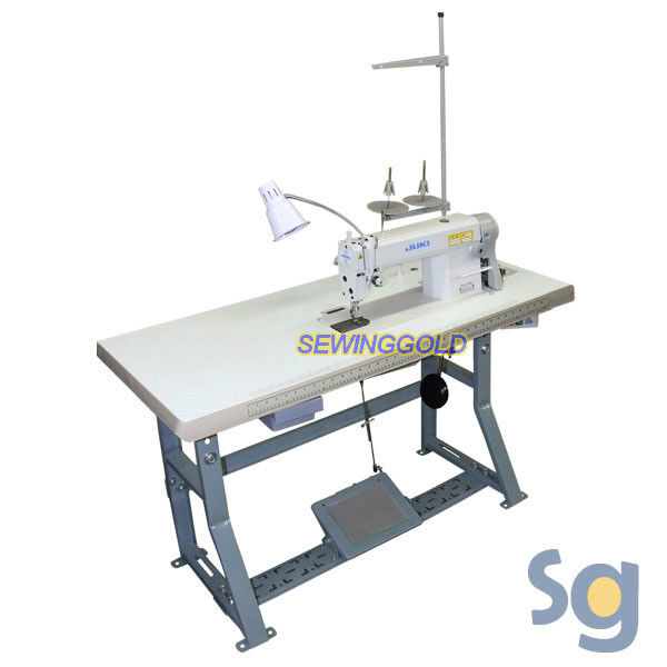 juki industrial sewing machine with table