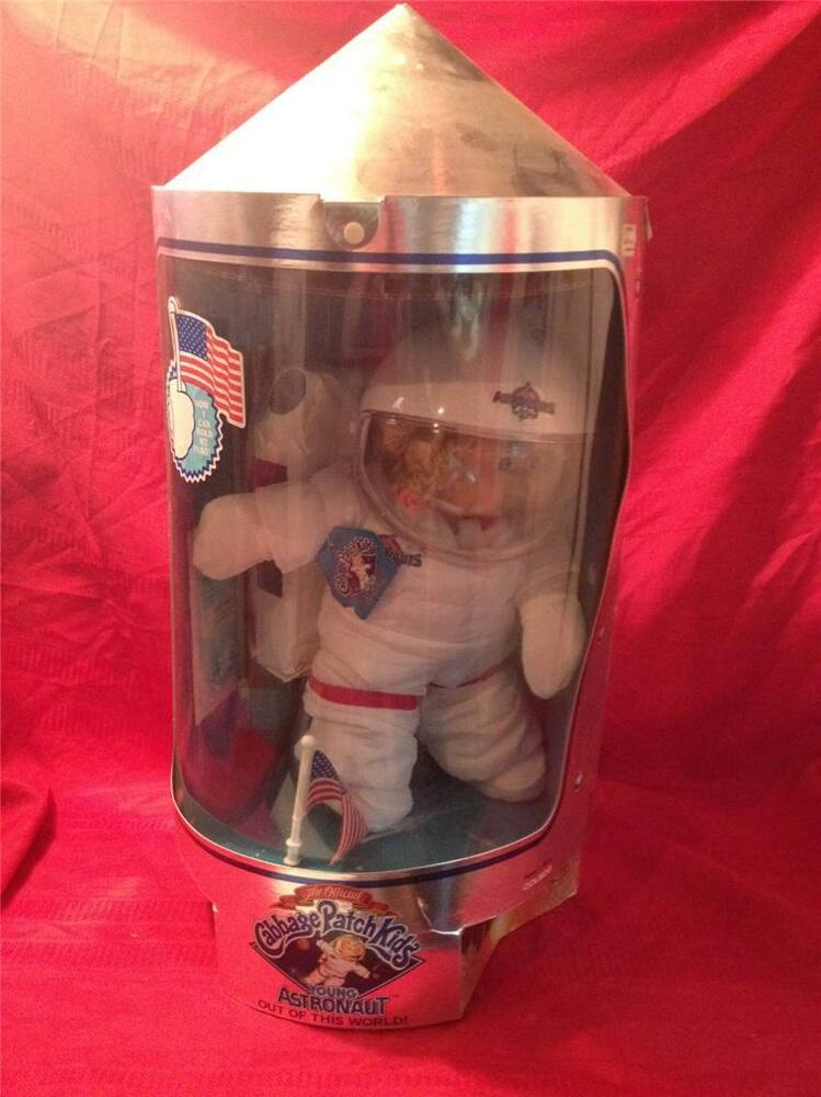 young astronauts cabbage patch doll - photo #29