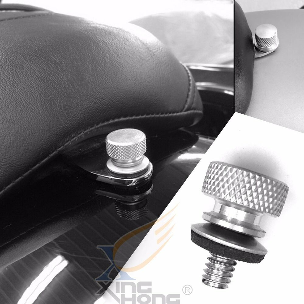 Covers & Ornamental Mouldings Chrome Billet Aluminum Bolt For Harley Mounting Seat To Top Fender 97-18 15 14 Softail Dyna Street Road Ultra Glide Fxdc Fxdwg Moderate Price