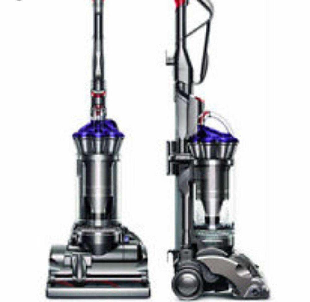 dyson dc multi floor upright bagless vacuum cleaner  read  ebay