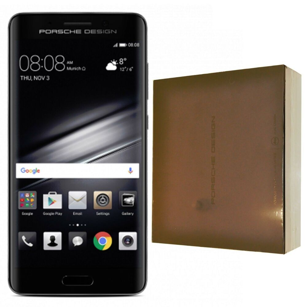 new porsche design huawei mate 9 luxury edition 256gb dual. Black Bedroom Furniture Sets. Home Design Ideas