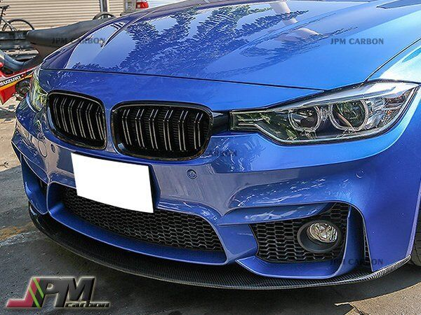 M3 Look Gloss Black Front Grill For 12 17 Bmw F30 F31 316i 328i 335i