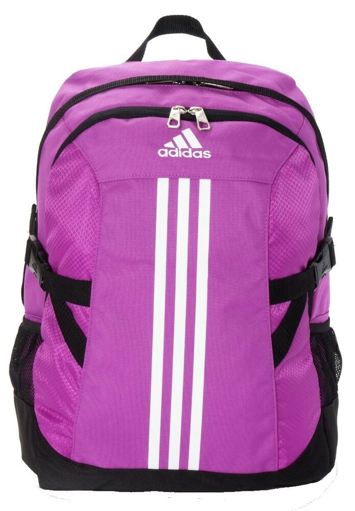 adidas womens girls bp power ii backpack rucksack school