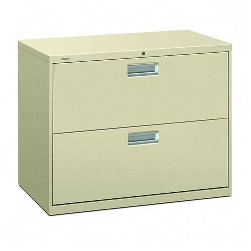 hon lateral file cabinet hon brigade 600 series 2 drawer lateral file 682ll 16592
