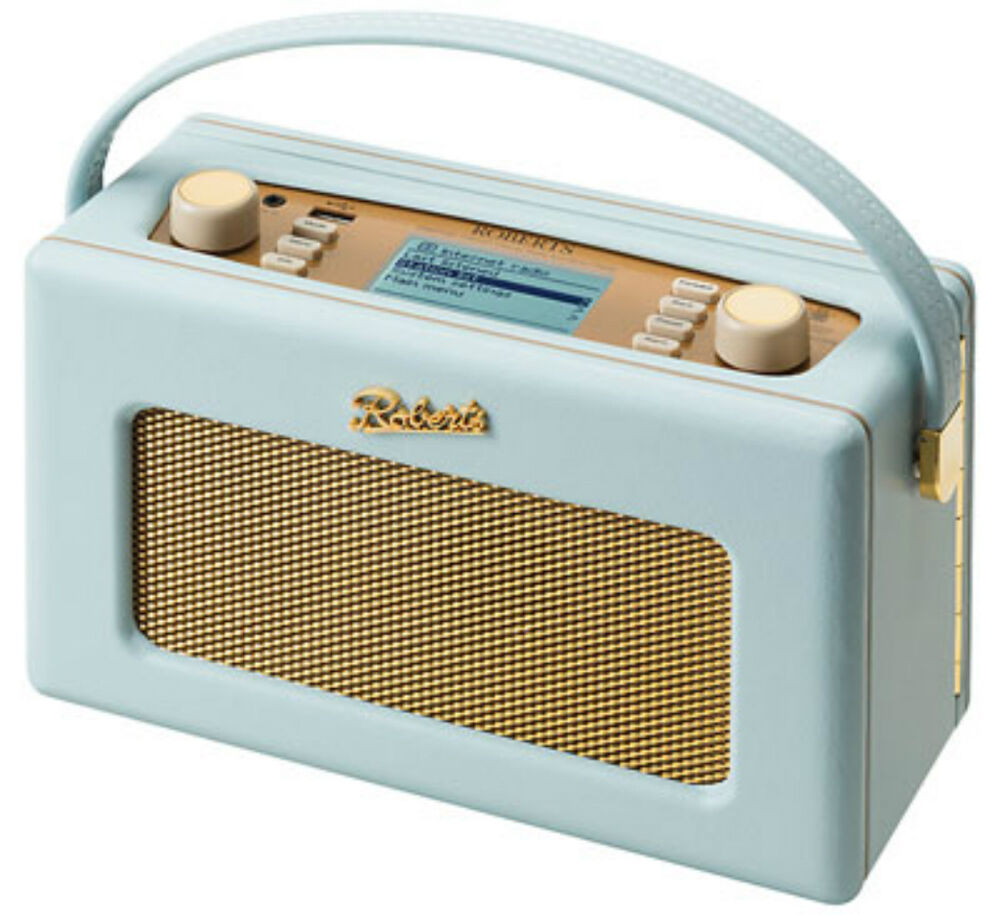 roberts revival istream2 duck egg blue wifi internet dab dab fm portable radio ebay. Black Bedroom Furniture Sets. Home Design Ideas