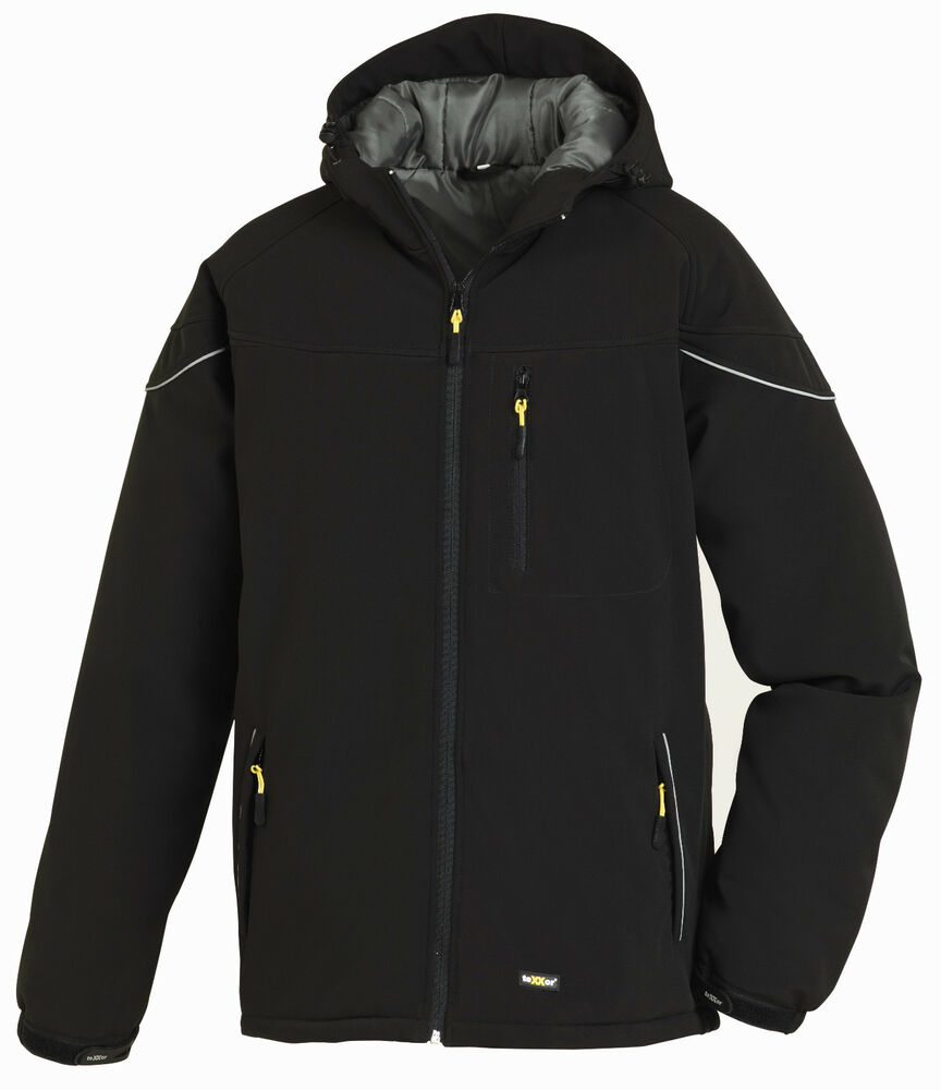 texxor winter softshellacke vail workwear winterjacke arbeitsjacke jacke herren ebay. Black Bedroom Furniture Sets. Home Design Ideas
