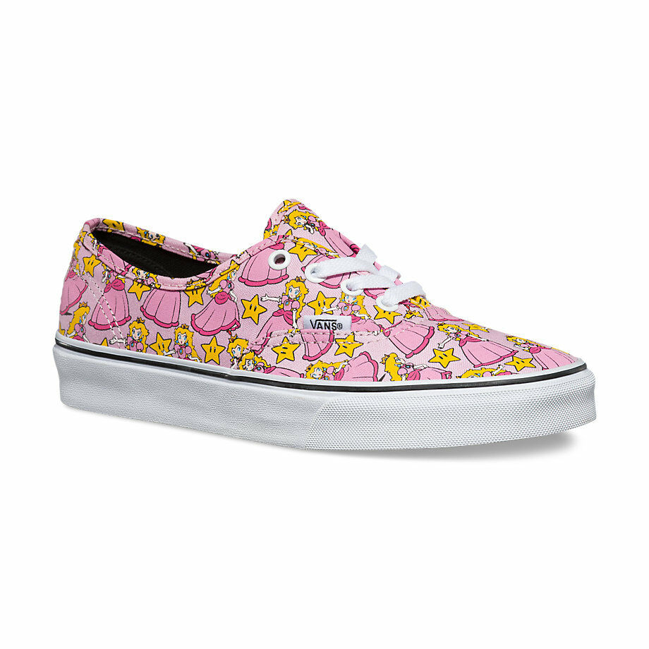 Princess Peach Shoes Vans