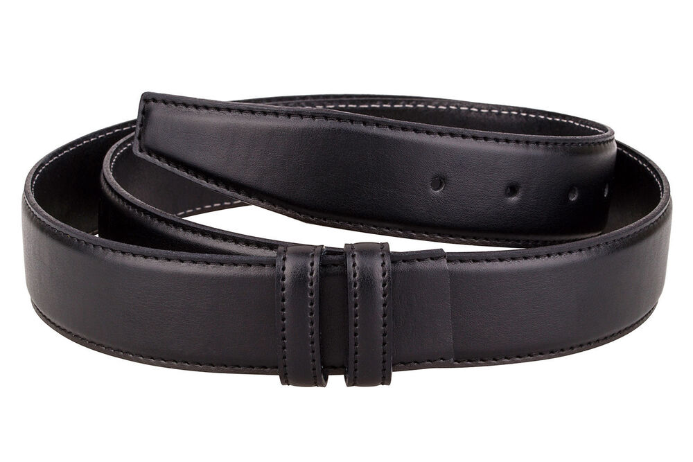 replacement leather belt mens dress belts 34mm capo