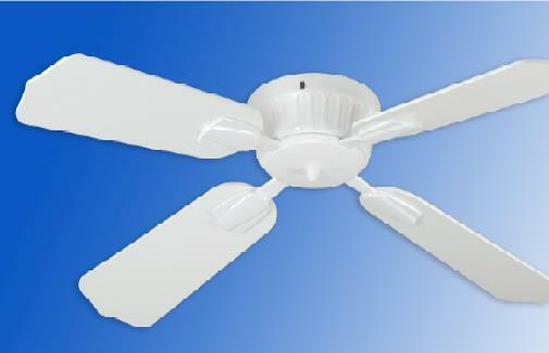 12 Volt Fans For Rv : Volt dc ez electric quot remote ceiling fan rv with
