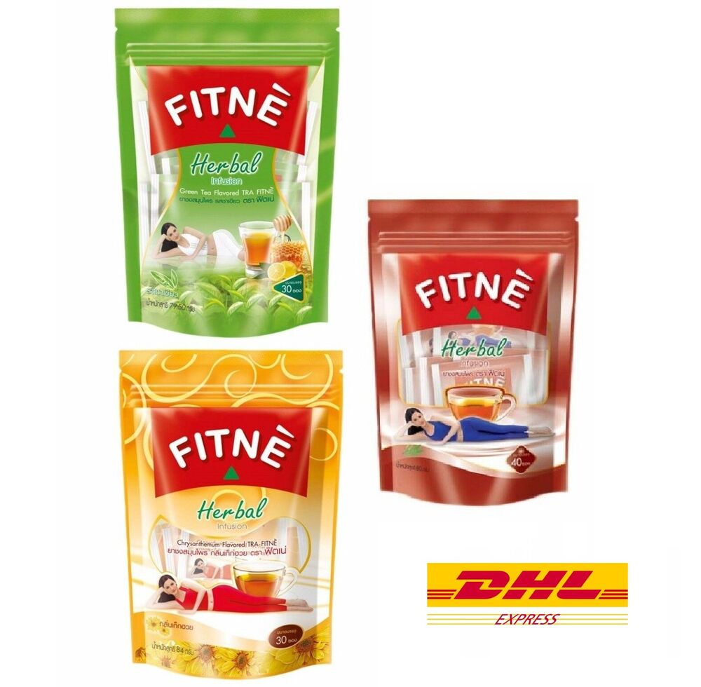 FITNE HERBAL INFUSION SLIMMING TEA DETOX LAXATIVE WEIGHT ...