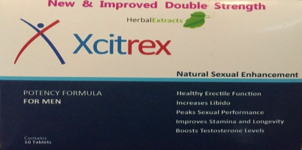 10 x Blue Male Enhancement Erection Tablets GUARANTEED TO