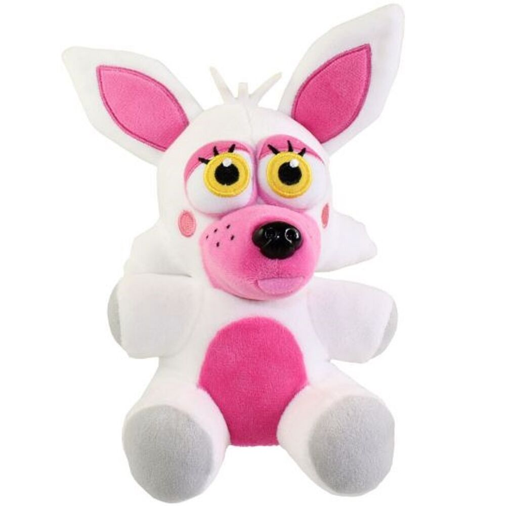 """Five Nights At Freddy's 10"""" Funtime Foxy Plush-FNF 10"""