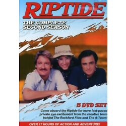 Riptide: The Complete Second Season [New DVD] Canada - Import, NTSC Format