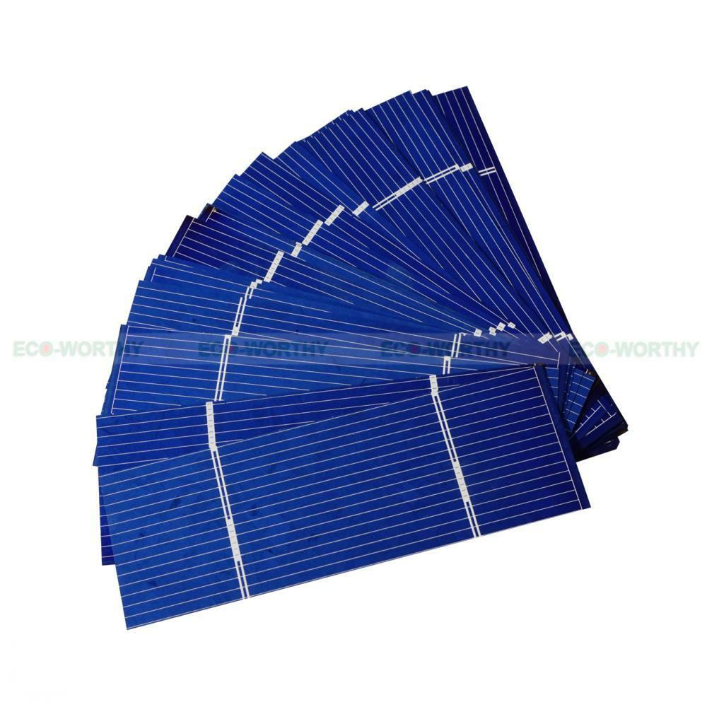 2x6 3x6 6x6 Solar Cell Cells Pv Poly Mono Powerful For Diy