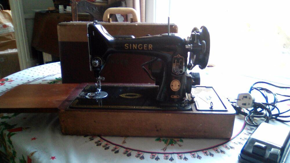 antique singer sewing machine model numbers