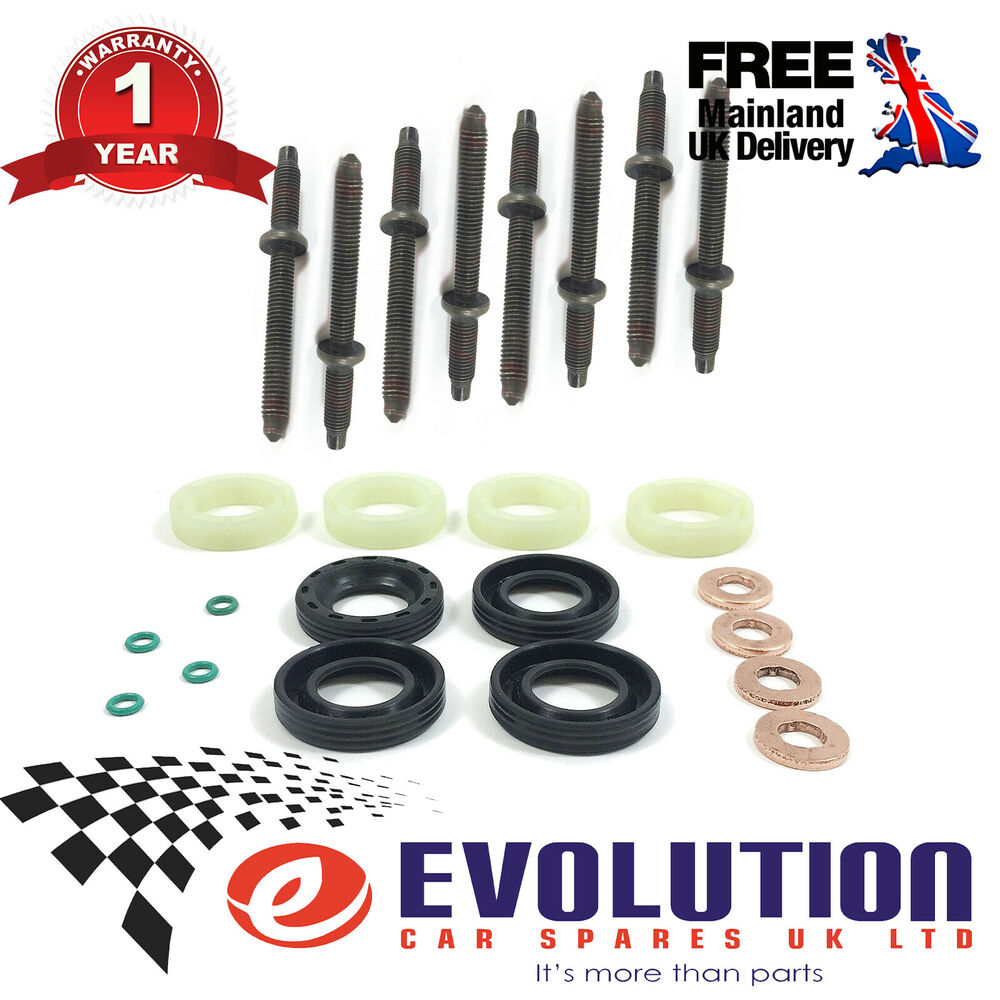 ford fuel injector seal washer oring injector studs. Black Bedroom Furniture Sets. Home Design Ideas