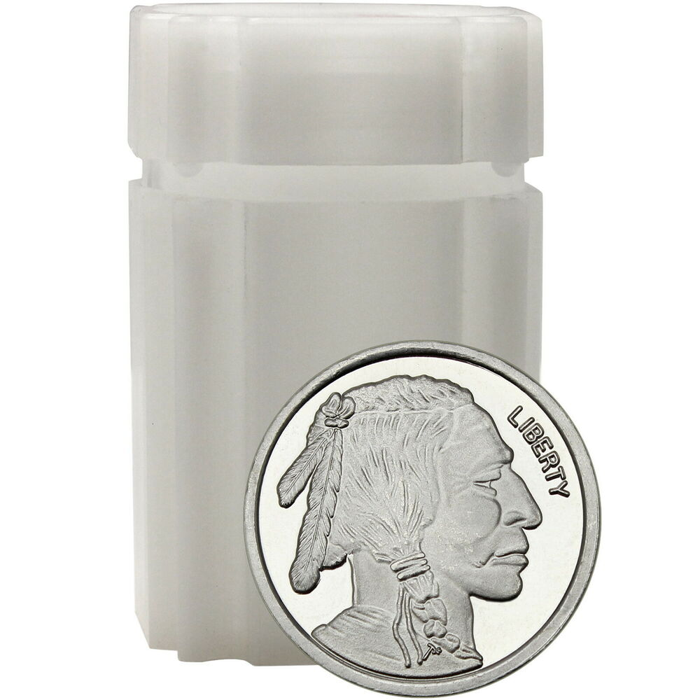American Buffalo 1 2 Ounce Round 999 Fine Silver By