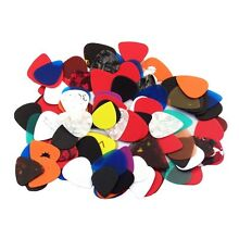 Assorted Guitar Picks  ****** 100 PICKS *******   351 style  Free Shipping