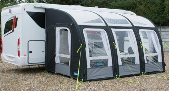 Kampa Motor Rally Air Pro 390 Xxl Inflatable Motorhome