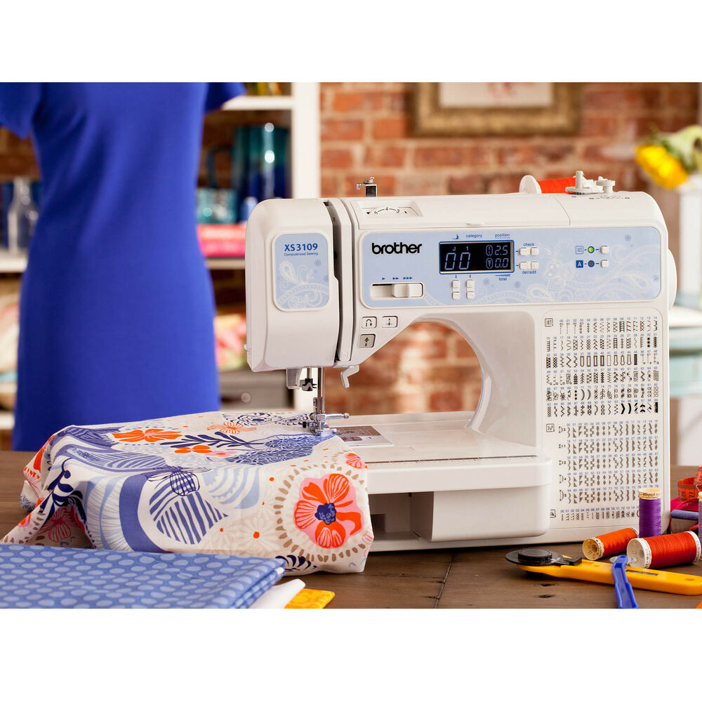 Brother Xs3109 Computerized Sewing And Quilting Machine Ebay