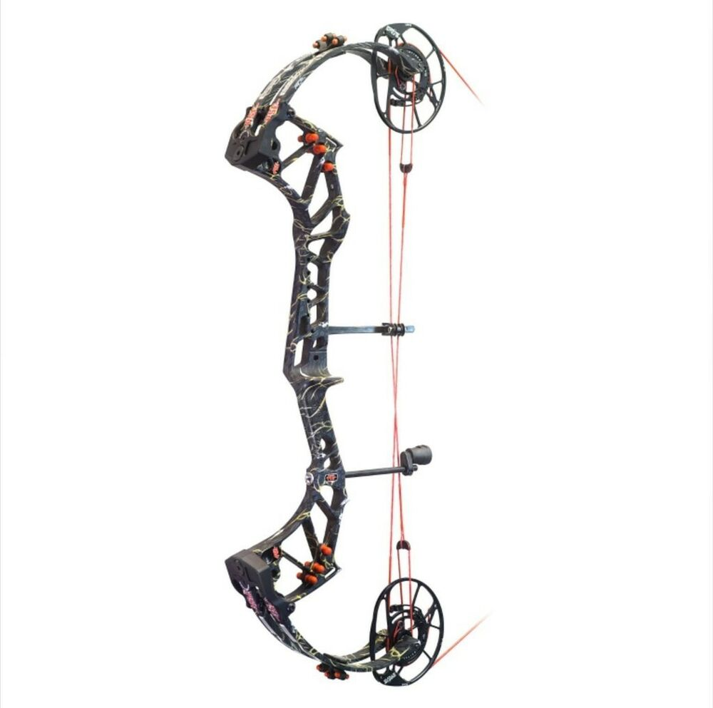 New 2017 Pse Evolve 31 Compound Bow 60 Right Hand Mossy