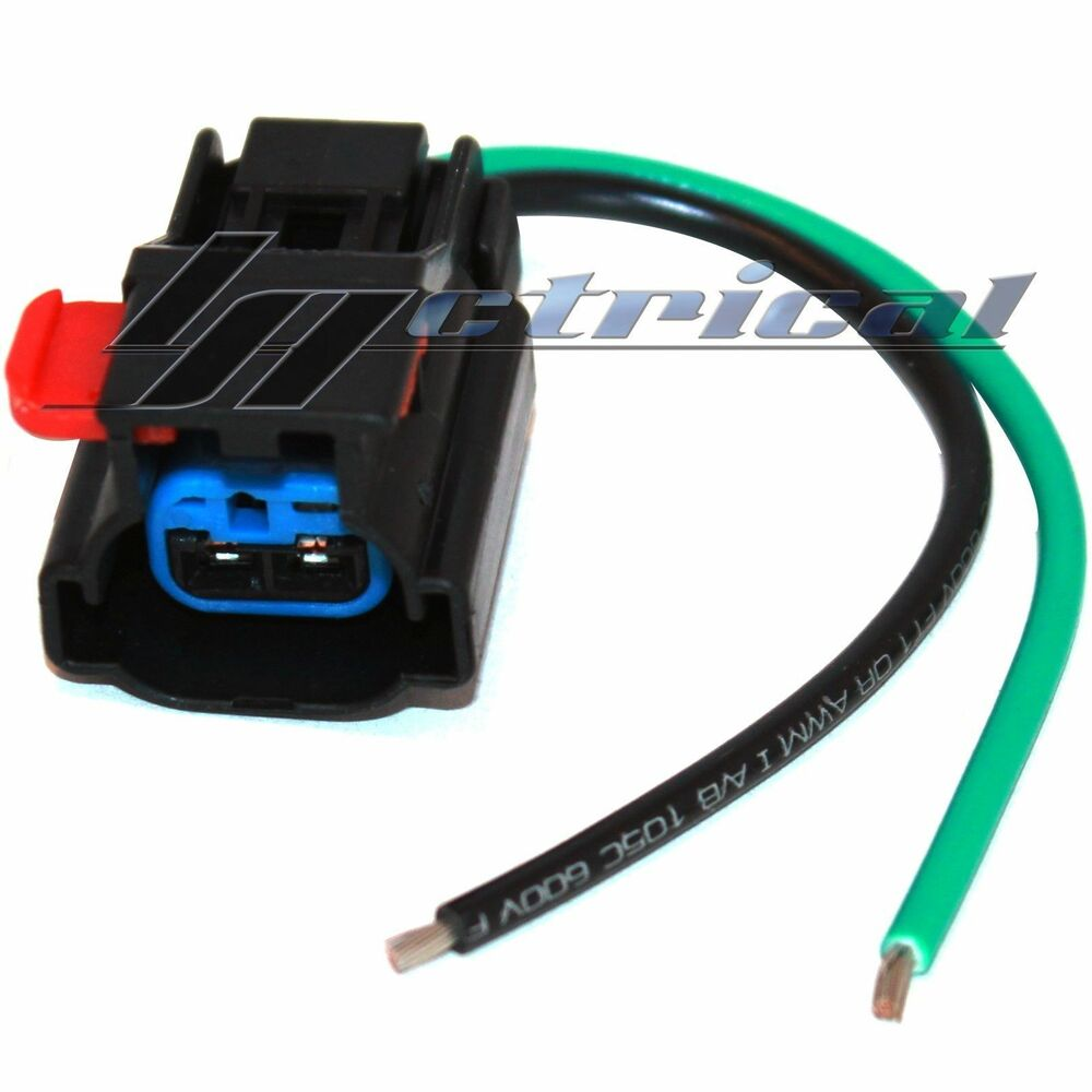 alternator repair plug harness 2 pin wire pigtail for. Black Bedroom Furniture Sets. Home Design Ideas