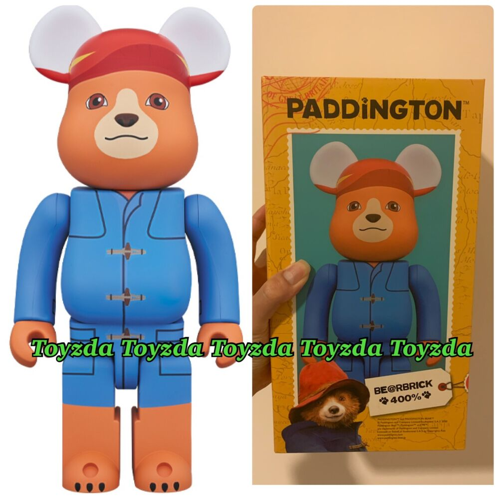 Medicom Be@rbrick Project Rabbit 400/% Rabbrick Chrome Pink Bearbrick R@bbrick