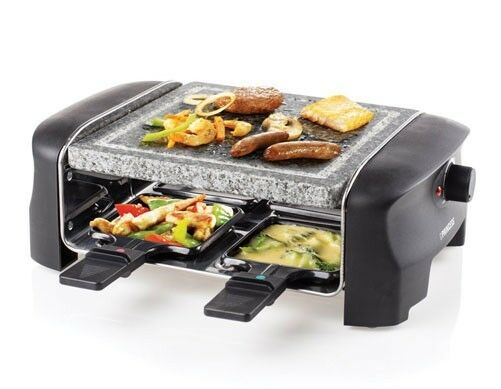 raclette hei er stein thermostat princess 162810 steingrillplatte raclette ger t ebay. Black Bedroom Furniture Sets. Home Design Ideas