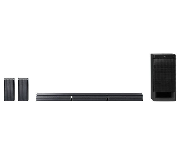 SONY HT-RT3 5.1 600W SOUNDBAR WIRED SUBWOOFER HOME THEATRE ...