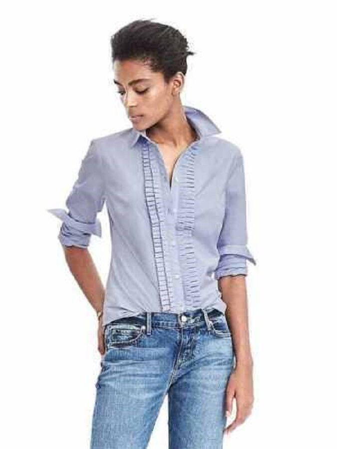Your Go-To Blouse at Banana Republic